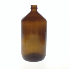 AMBER GLASS 1090 ML COMBI-BOTTLE  NECK PP 28