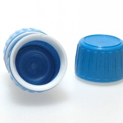 CAPSULE VISTOP INVIOLABLE PE BLEU PP28 JOINT PE OBTURATEUR