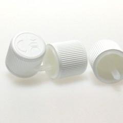 CAPSULE CHILD PROOF COMPTE GOUTTES INVIOLABLE PE BLANC DIN18 Insert 1426 - Huile fluide