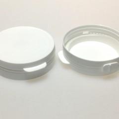 CAPSULE INVIOLABLE HANDY CAP PEHD BLANC P 60