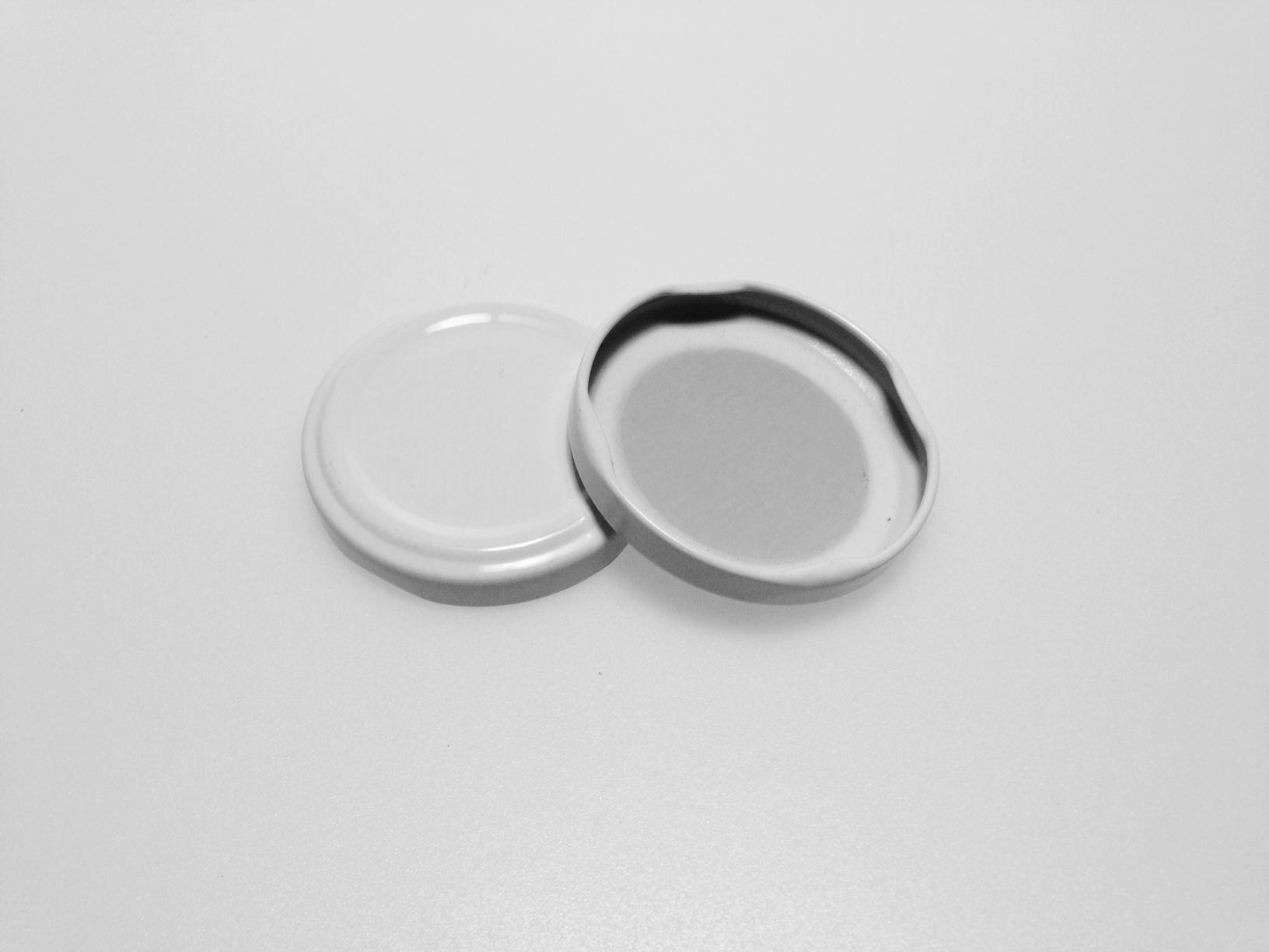 CAPSULE PASTEURISABLE TO 48 BLANC SANS BPA