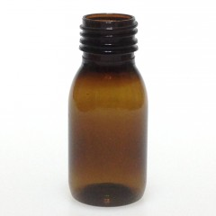 60 ML AMBER PET BOTTLE