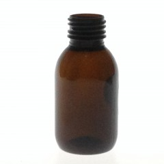 100 ML AMBER PET BOTTLE