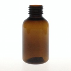 125 ML AMBER PET BOTTLE
