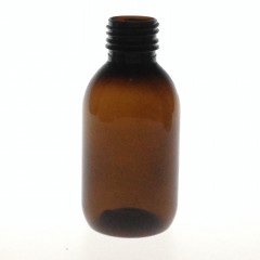 150 ML AMBER PET BOTTLE