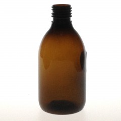 300 ML AMBER PET BOTTLE