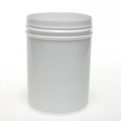POT INVIOLABLE ENCLIQUETABLE 280 ML PP BLANC SNAPLOCK JAR 65*100