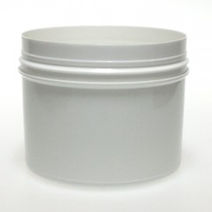 POT INVIOLABLE ENCLIQUETABLE 750 ML PP BLANC SNAPLOCK JAR 110*90