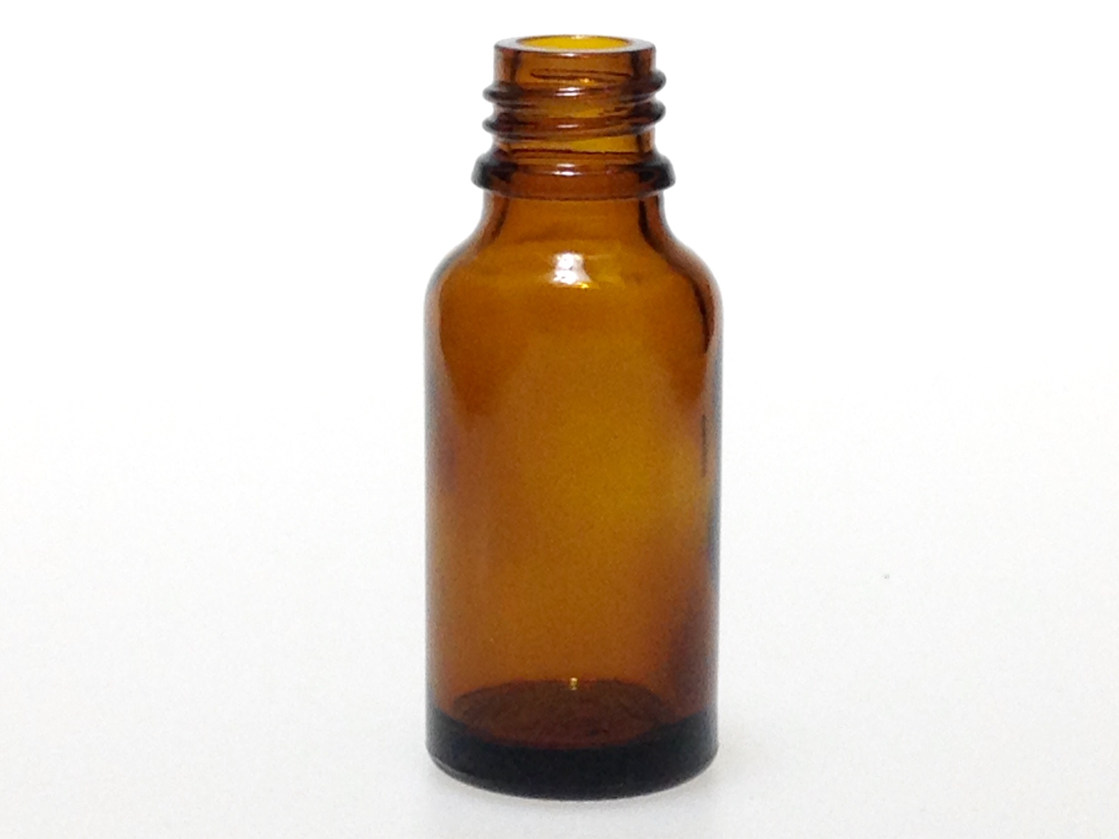 DROPPER BOTTLE AMBER GLASS 20 ML GERR