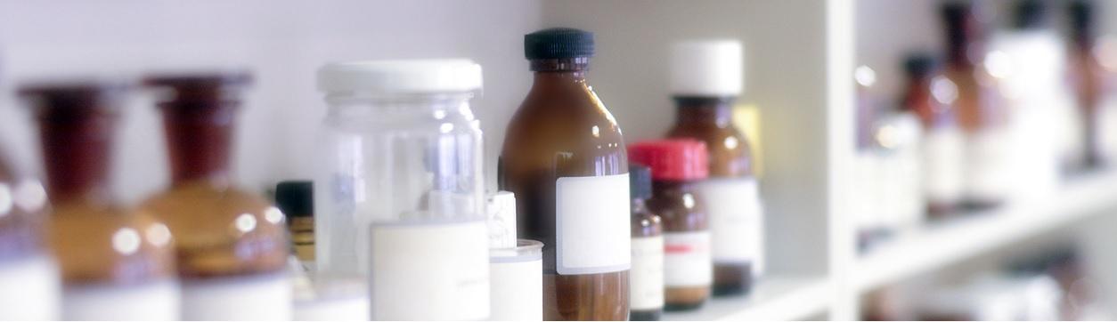 Syrup bottles PP28