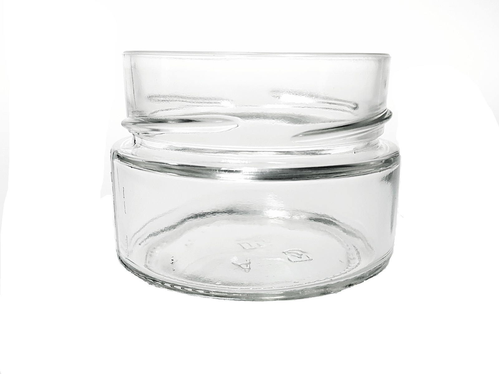 POT VASO MIO 106 ML VERRE BLANC TO 70 DEEP